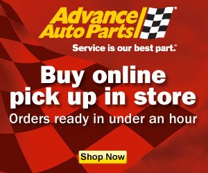 Advance Auto Parts is your number-one online auto retailer, specializing in affordable replacement parts, performance accessories, fluids and oil. In this savings event, earn $20 savings on purchases of $80 on products like brake pads.