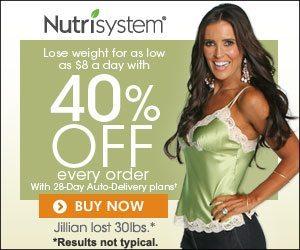 Nutrisystem Discount Code